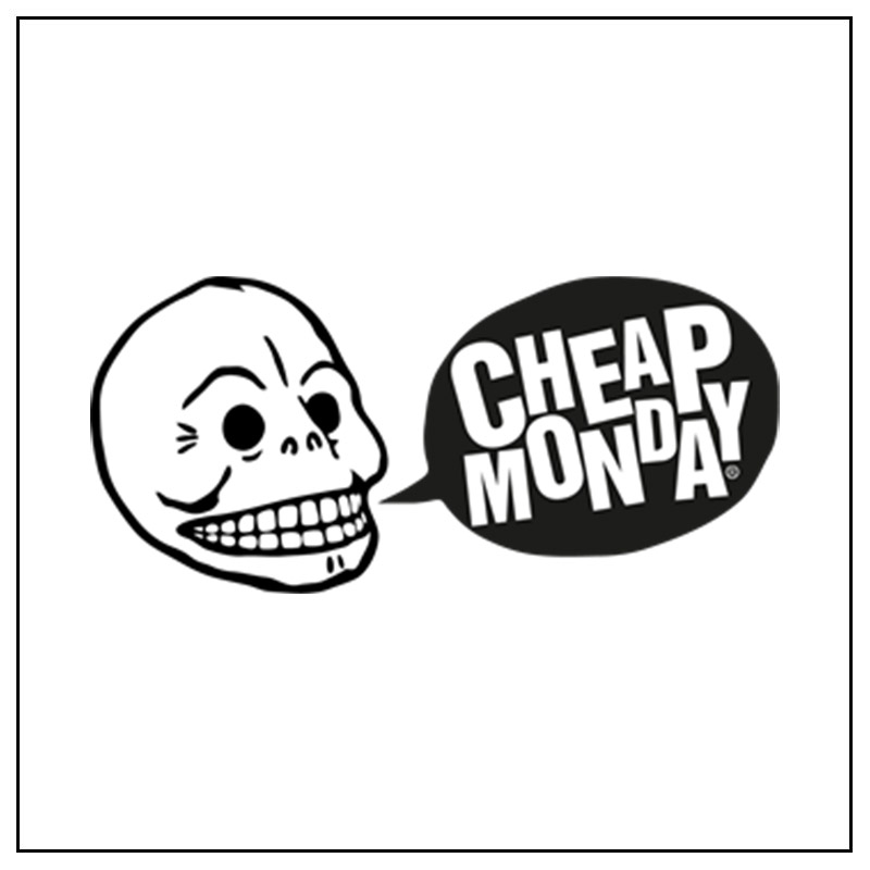 Logo e link alla marca Cheap Monday