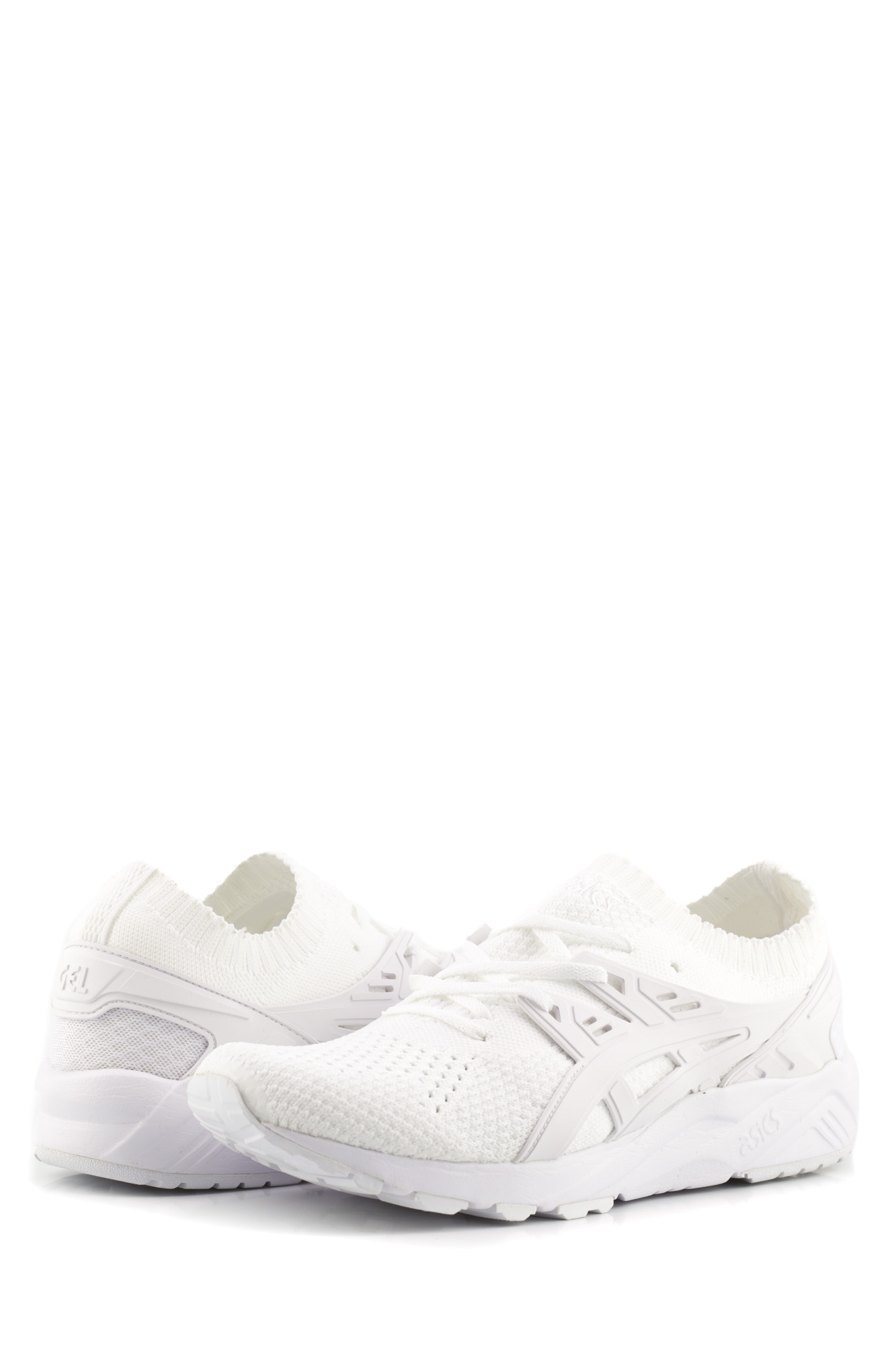 Asics - Gel Kayano Trainer Knit White