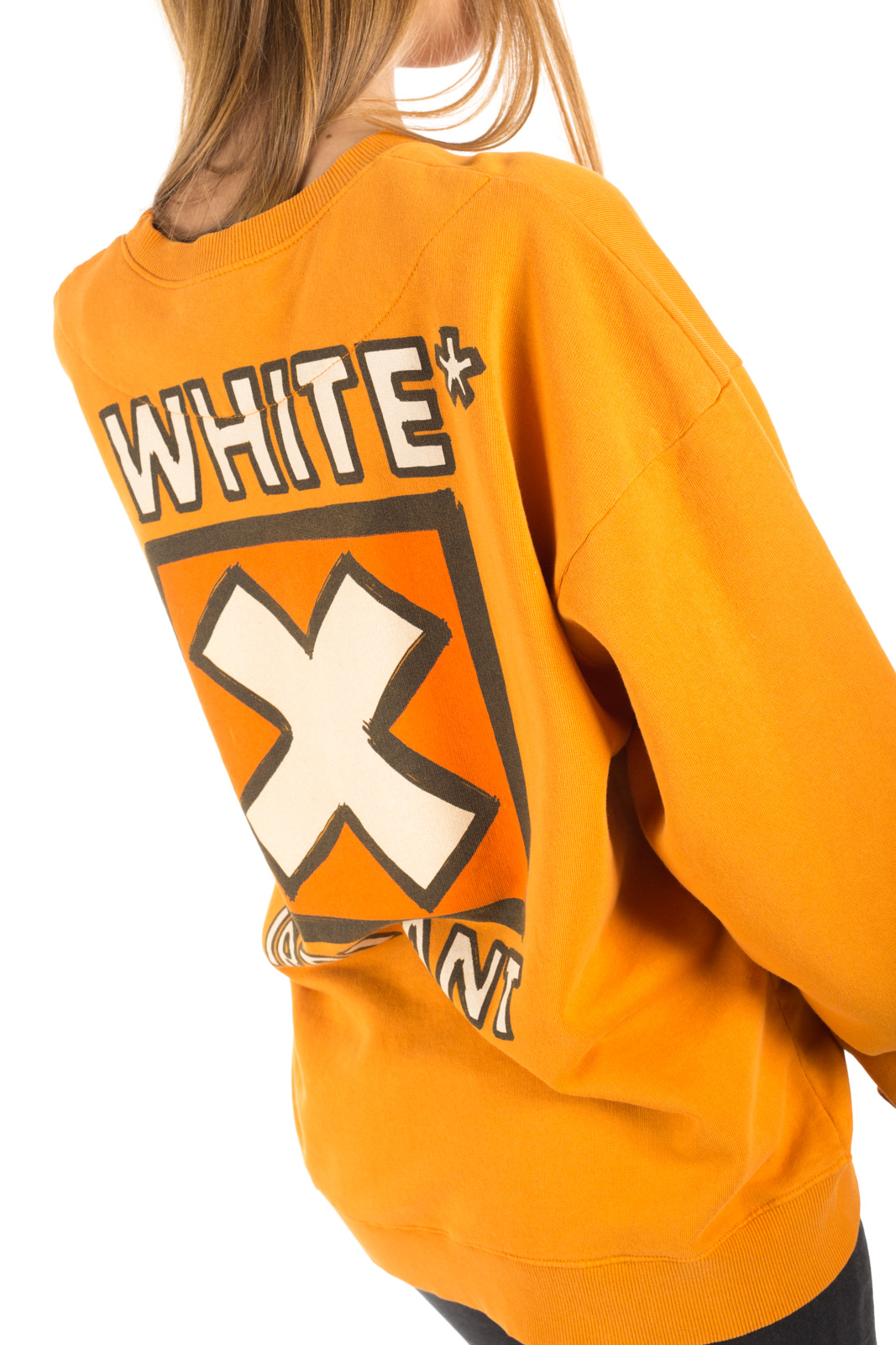 White - Irritant Sweatshirt