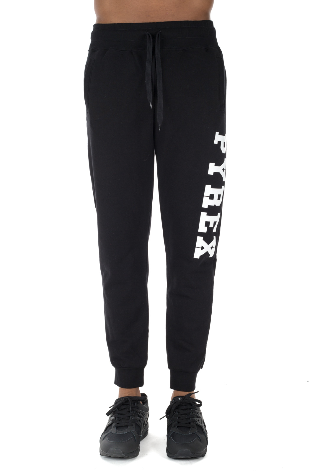 Pyrex - Trousers Unisex Black