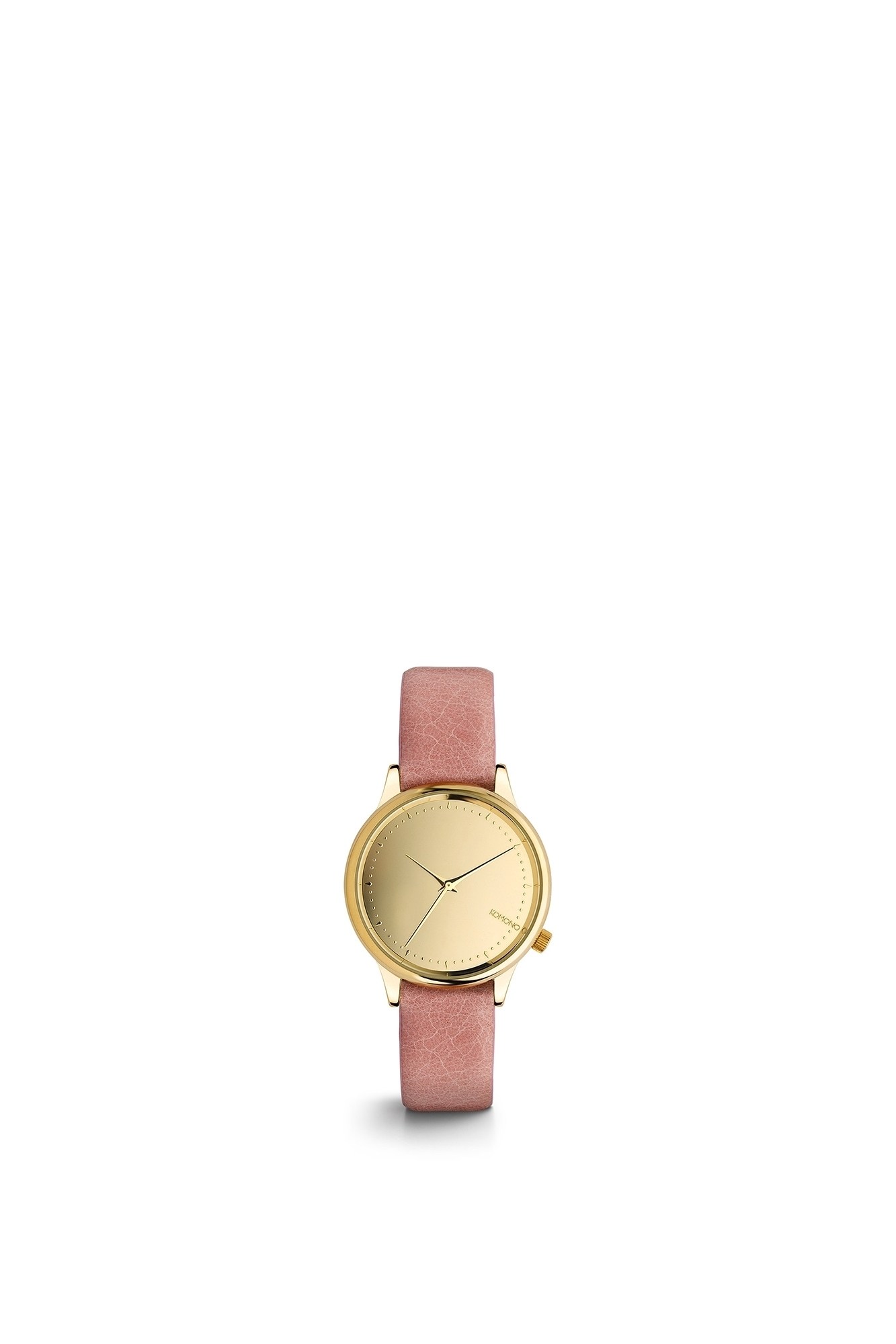 Komono - Orologio Estelle mirror gold blush