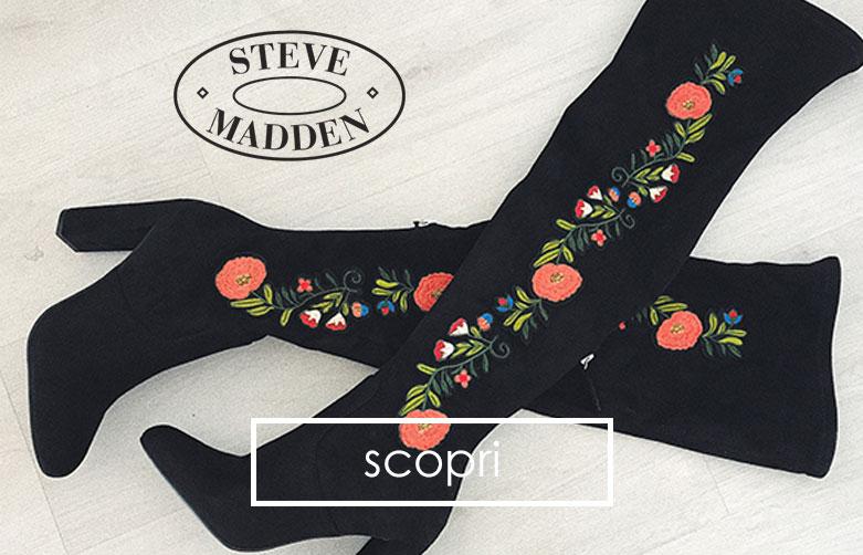 Steve Madden Nuova Collezione 2017 - 2018 - Steve Madden Nuova Collezione 2017 - 2018