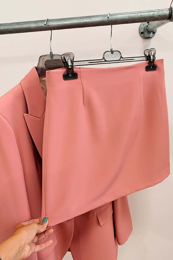 Vicolo - Pink pencil skirt