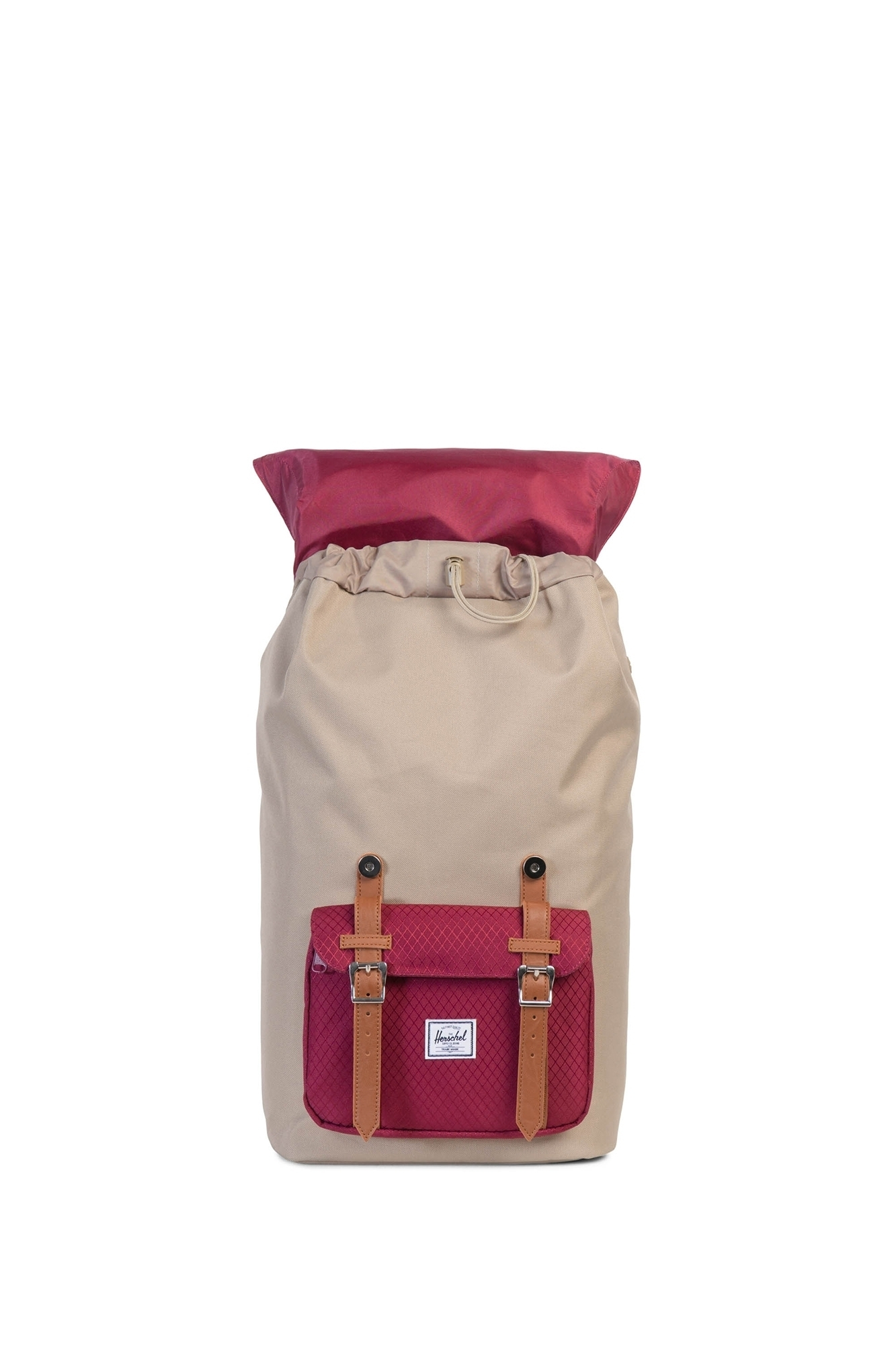 Herschel - Little america backpack brindle/windsor wine