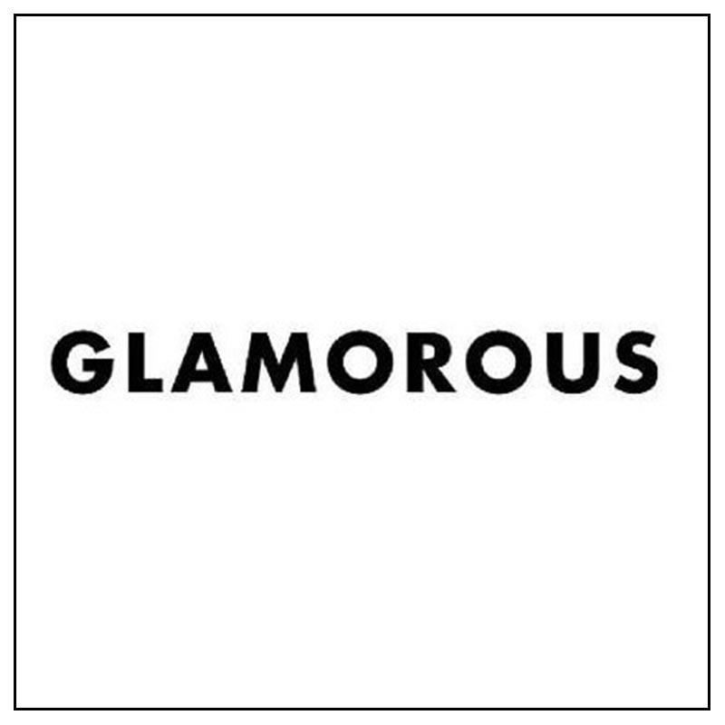 Logo e link alla marca Glamorous