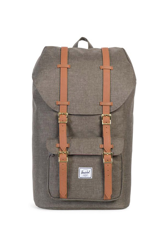 Herschel - Little America dark grey backpack