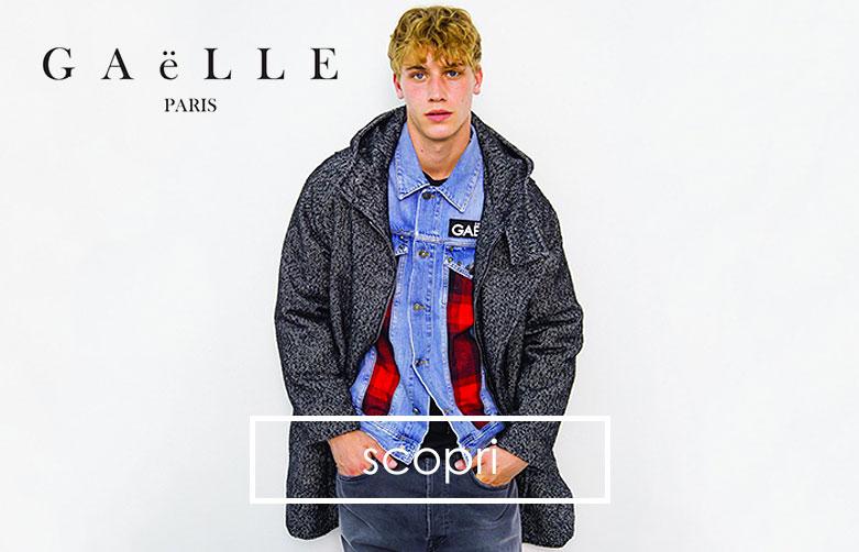 Gaelle Nuova Collezione Uomo 2017 - 2018 - Felpe, T Shirt, Jeans e Cappotti