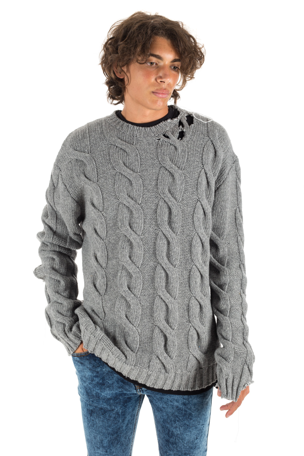 Paura - Jan Wool Sweater