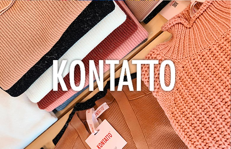 New Collection FW20 / 21 KONTATTO - New Collection FW20 / 21 KONTATTO