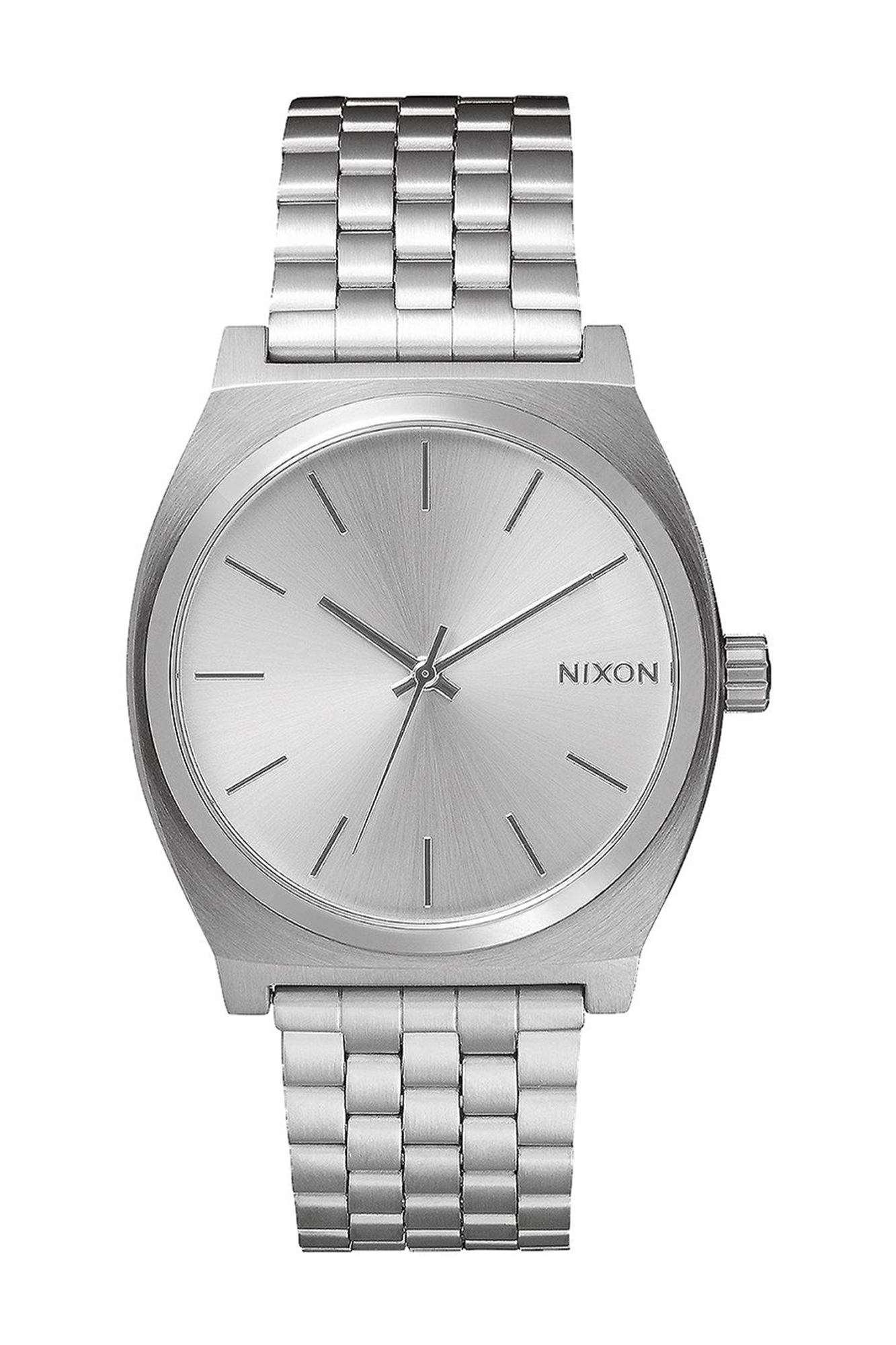 Nixon - Time Teller silver Watch