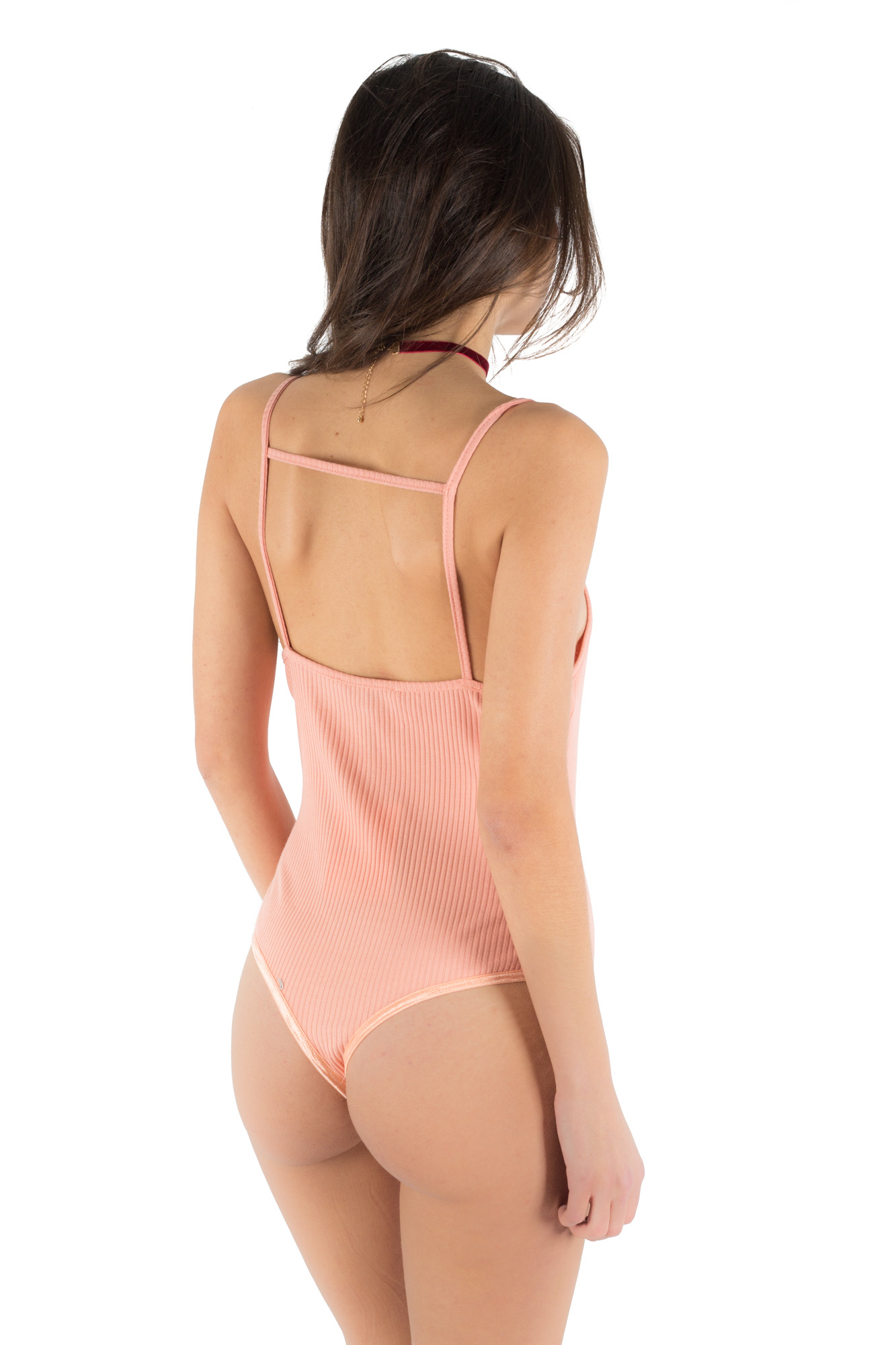 Glamorous - Basic backless bodysuit