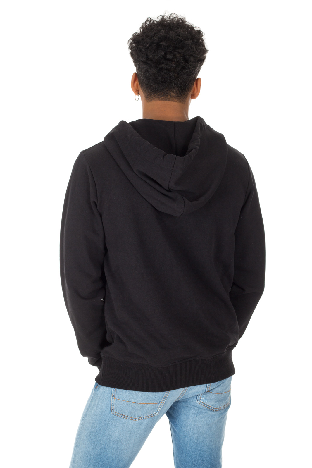 Thrasher - Logo Hoodie With Black Hood