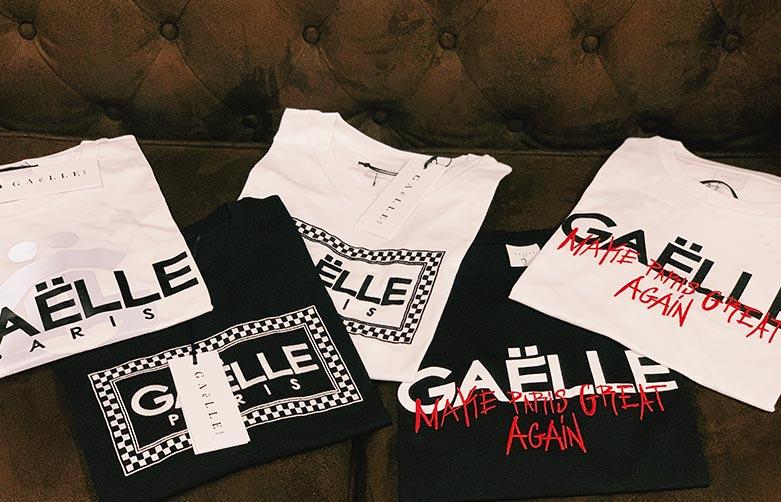 Gaelle Paris nuova collezione Primavera Estate 2020 - Gaelle Paris nuova collezione Primavera Estate 2020