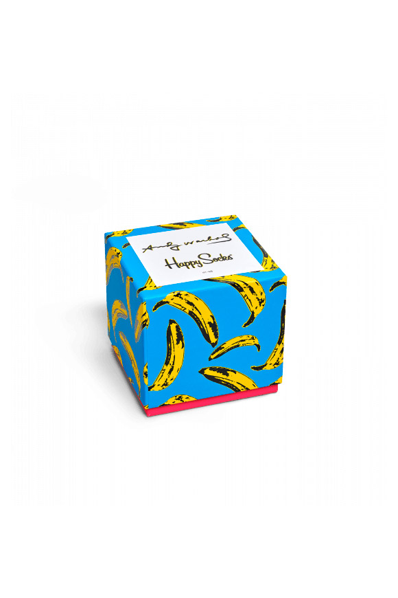 Happy Socks - Gift box of Andy Warhol socks