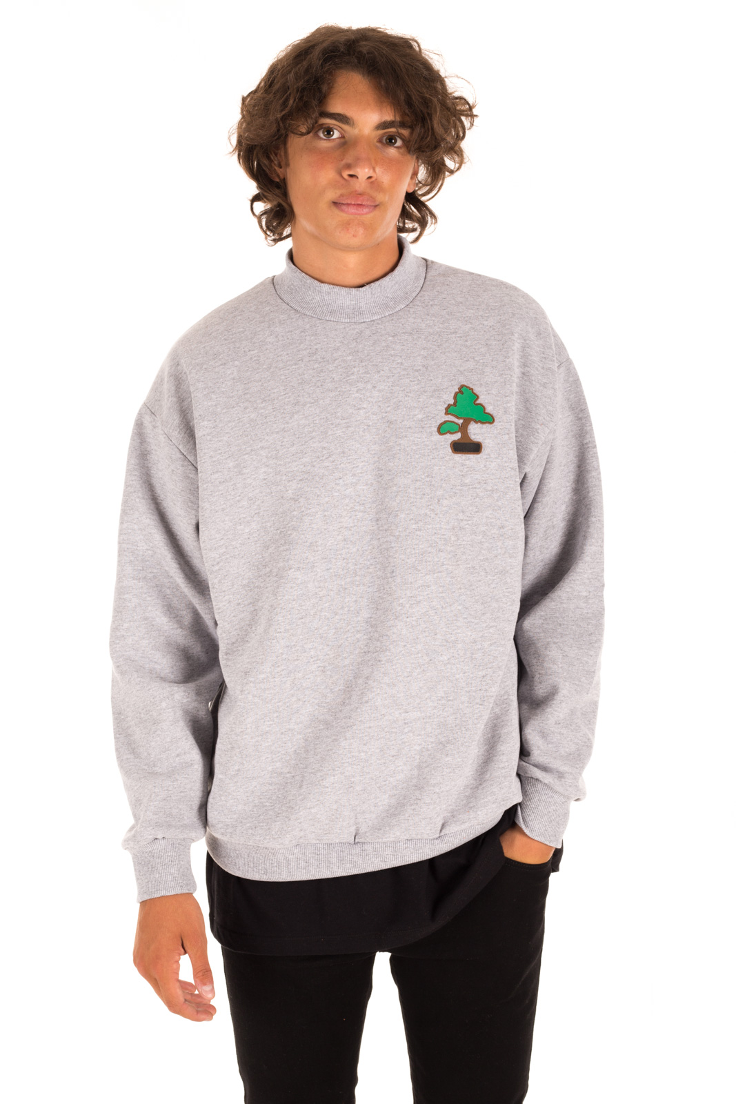 Bonsai - Tree Rubber Sweater
