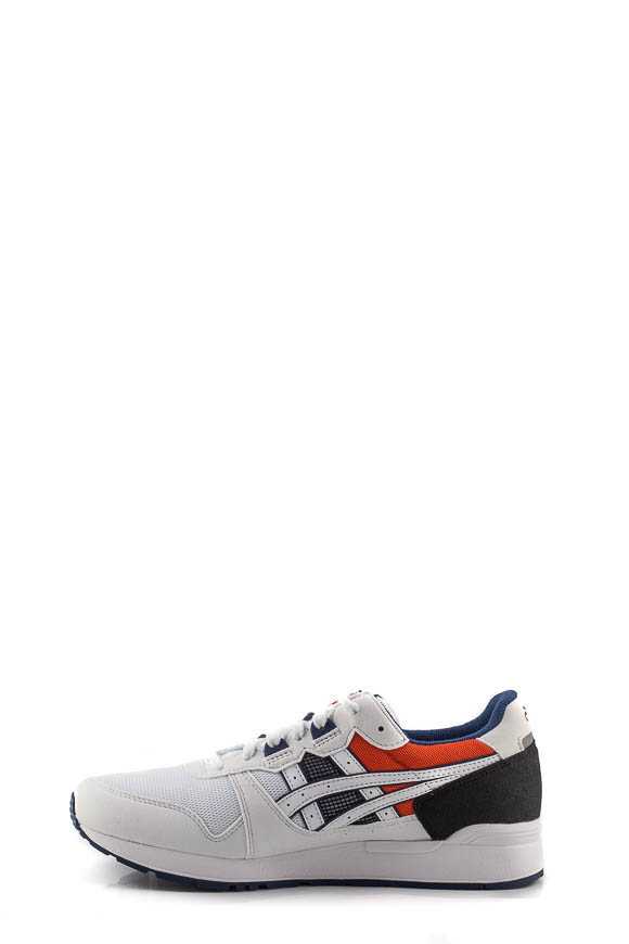 Asics - Red White Blue Lyte Gel Shoes