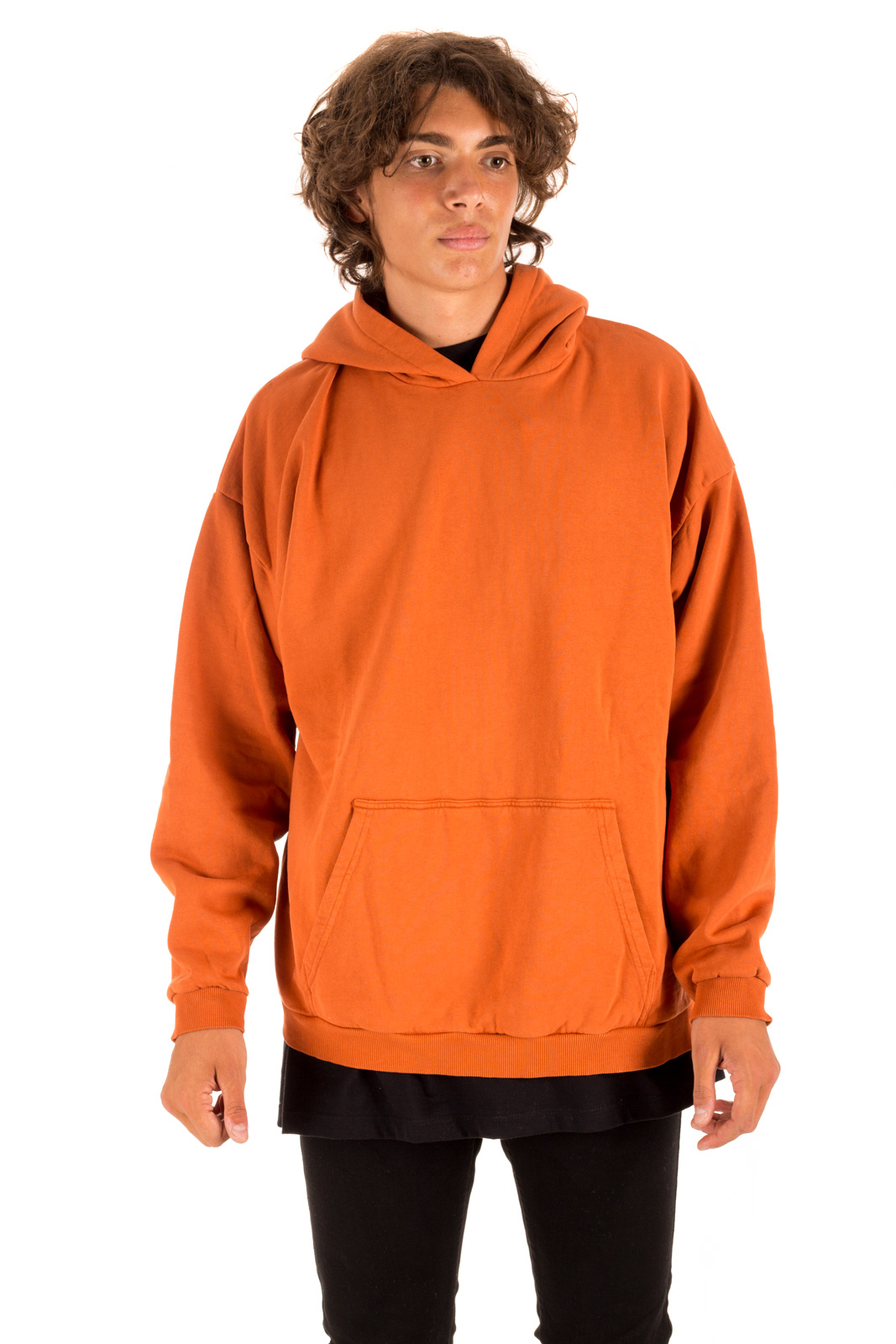 Paura - MIRROR Orange Sweatshirt Richard