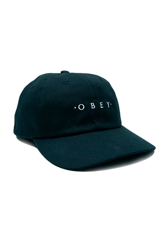 Obey - Black hat