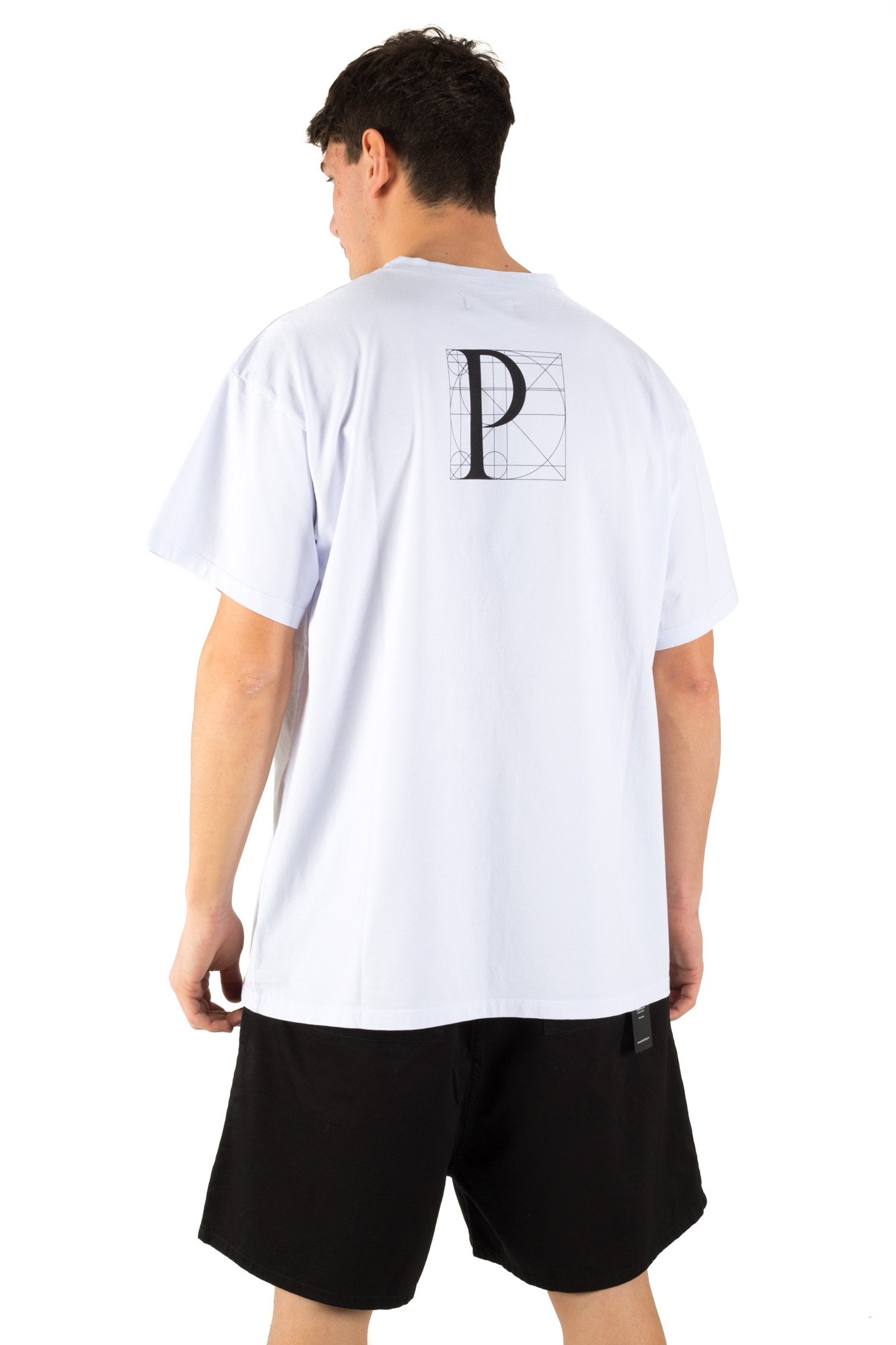 Paura - Oversized T-shirt White Novanta