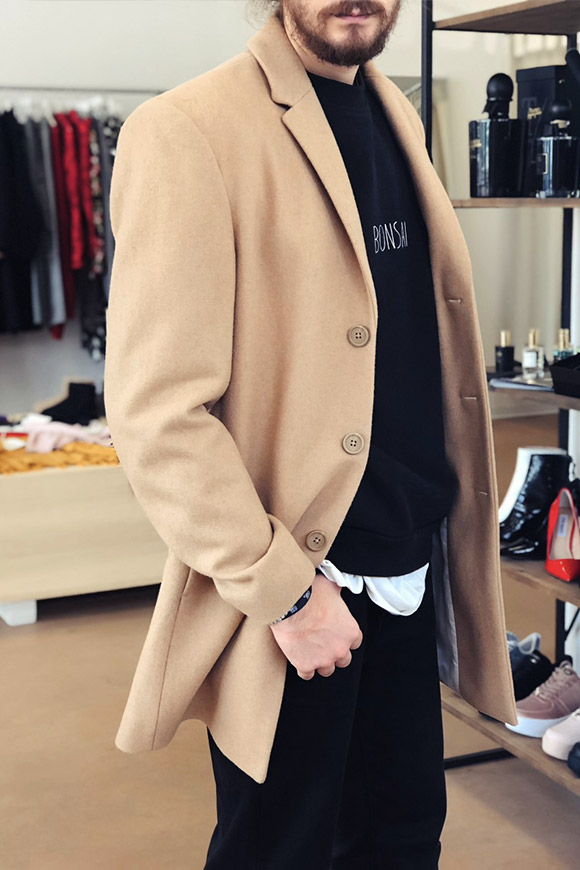 Minimum - Cappotto cammello friedrich