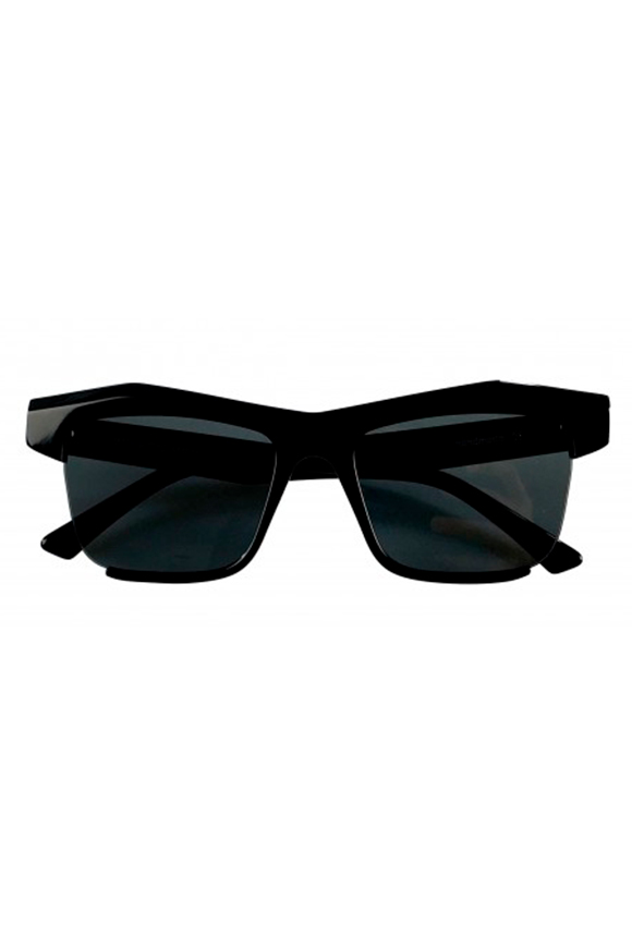 Leziff - Florida Black Black Glasses