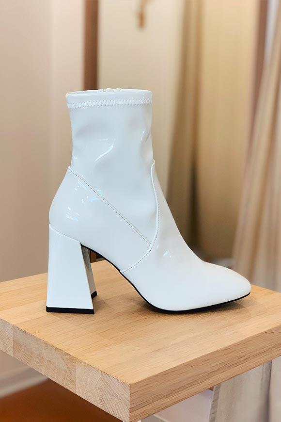 Stivali e stivaletti da donna bianchi Steve Madden