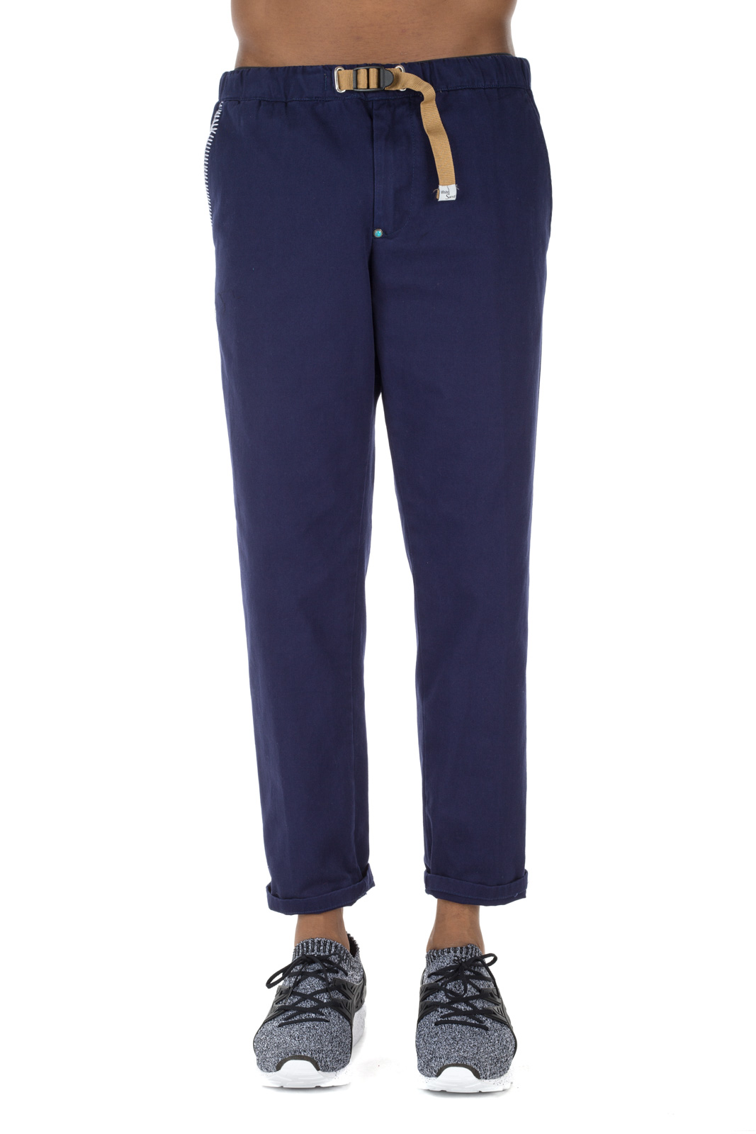 White Sand - Blue Chino Trousers