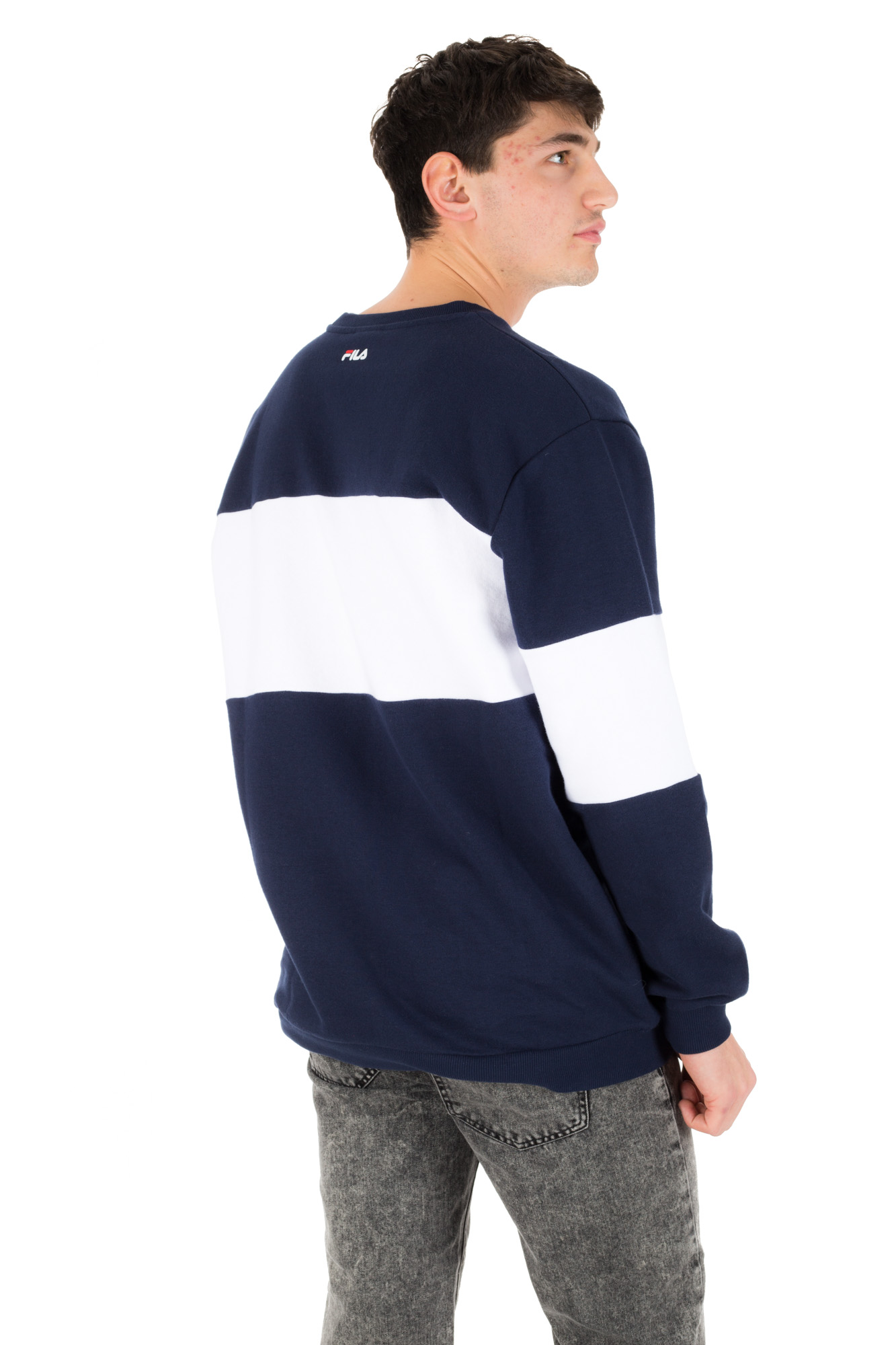 Fila - Unisex Sweatshirt with colour blocks
