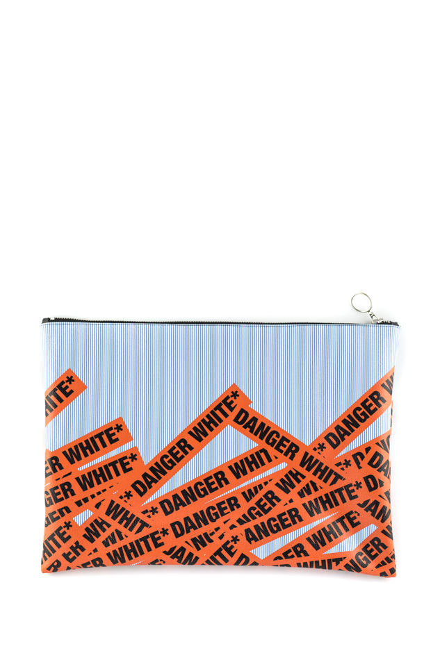 White - Pochette Danger