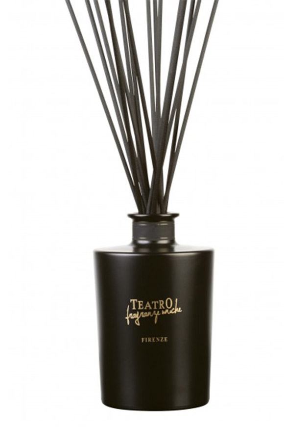 Teatro Fragranze Uniche - Tobacco 1500 ml stick Decanter matt black