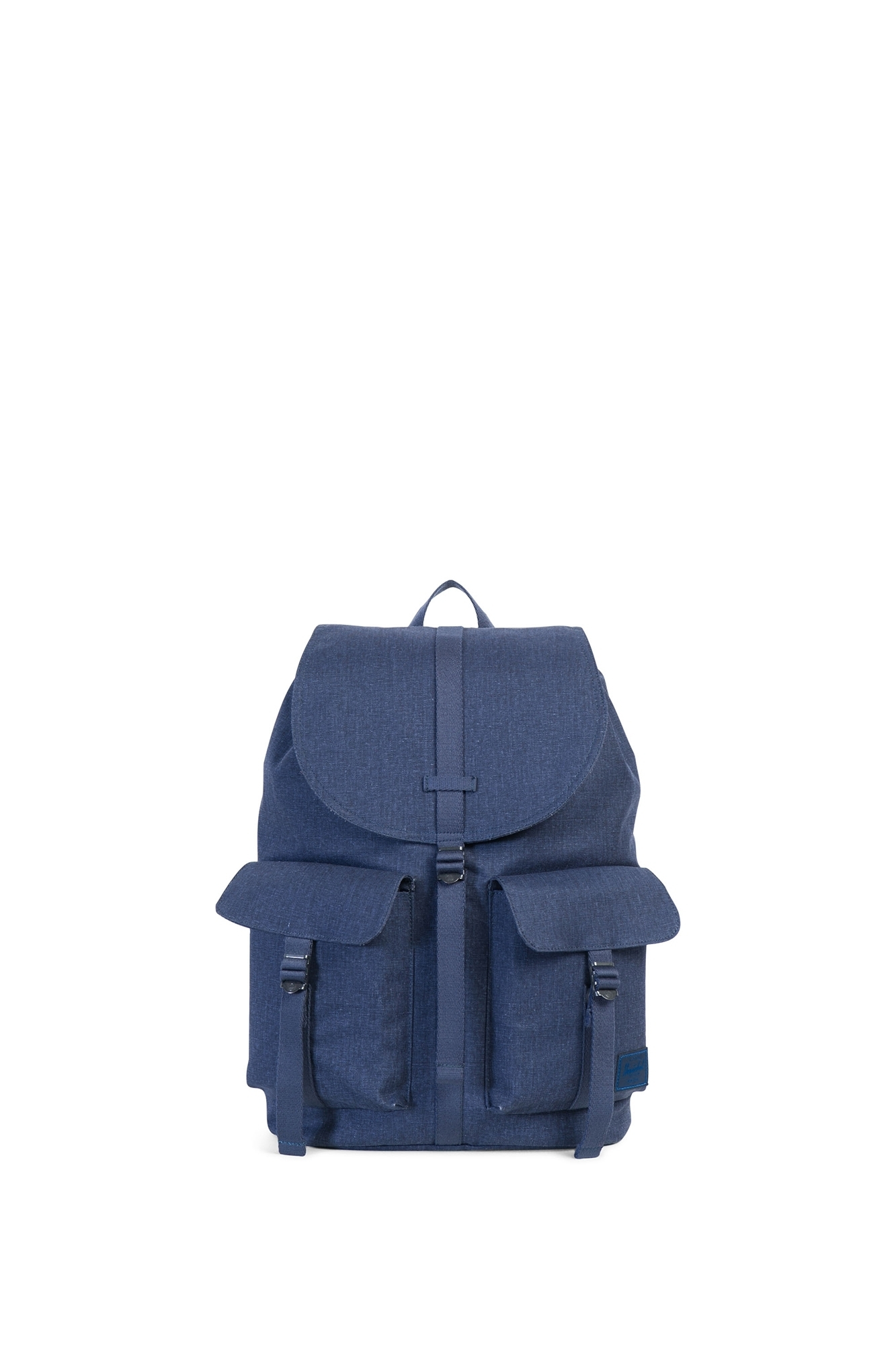 Herschel - Dawson Zaino Cotton Canvas Navy