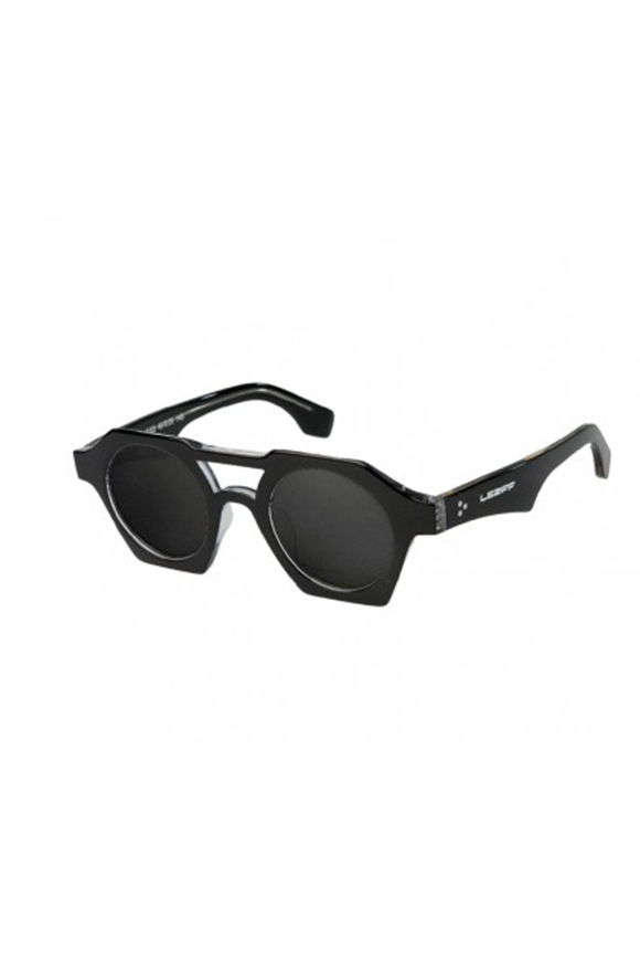 Leziff - Limited Edition M1860 Black Black Glasses Black