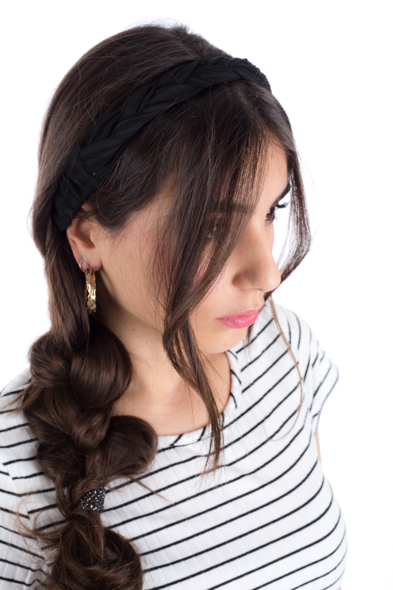Minimum - Braided Hairband