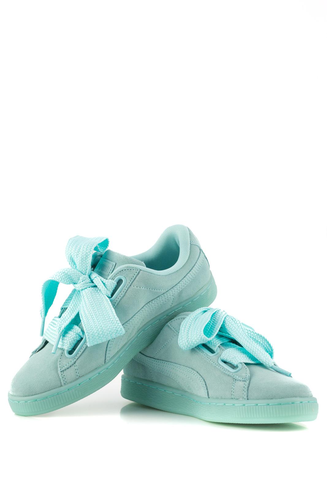 Puma Suede Heart Reset Blue Celesti Calibro Shop