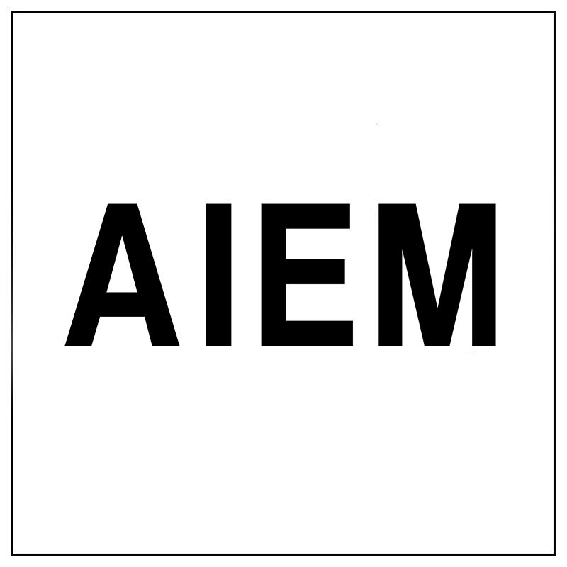 Logo e link alla marca AIEM