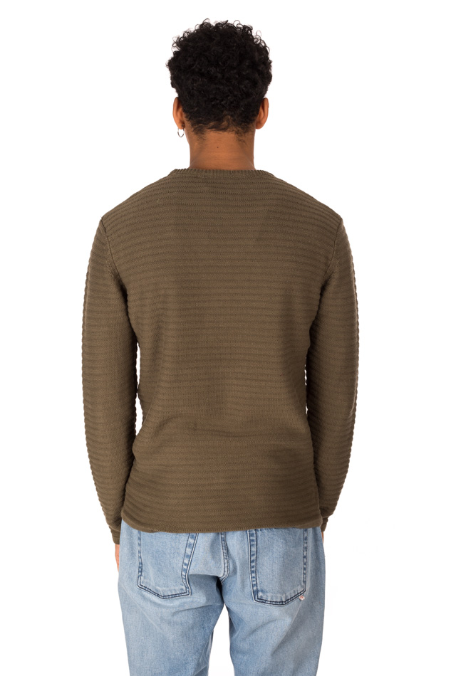 Minimum - Green Loam Sweater