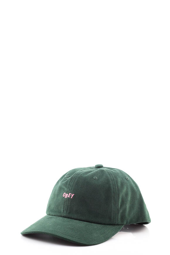 Obey - Cappello Cutty Verde
