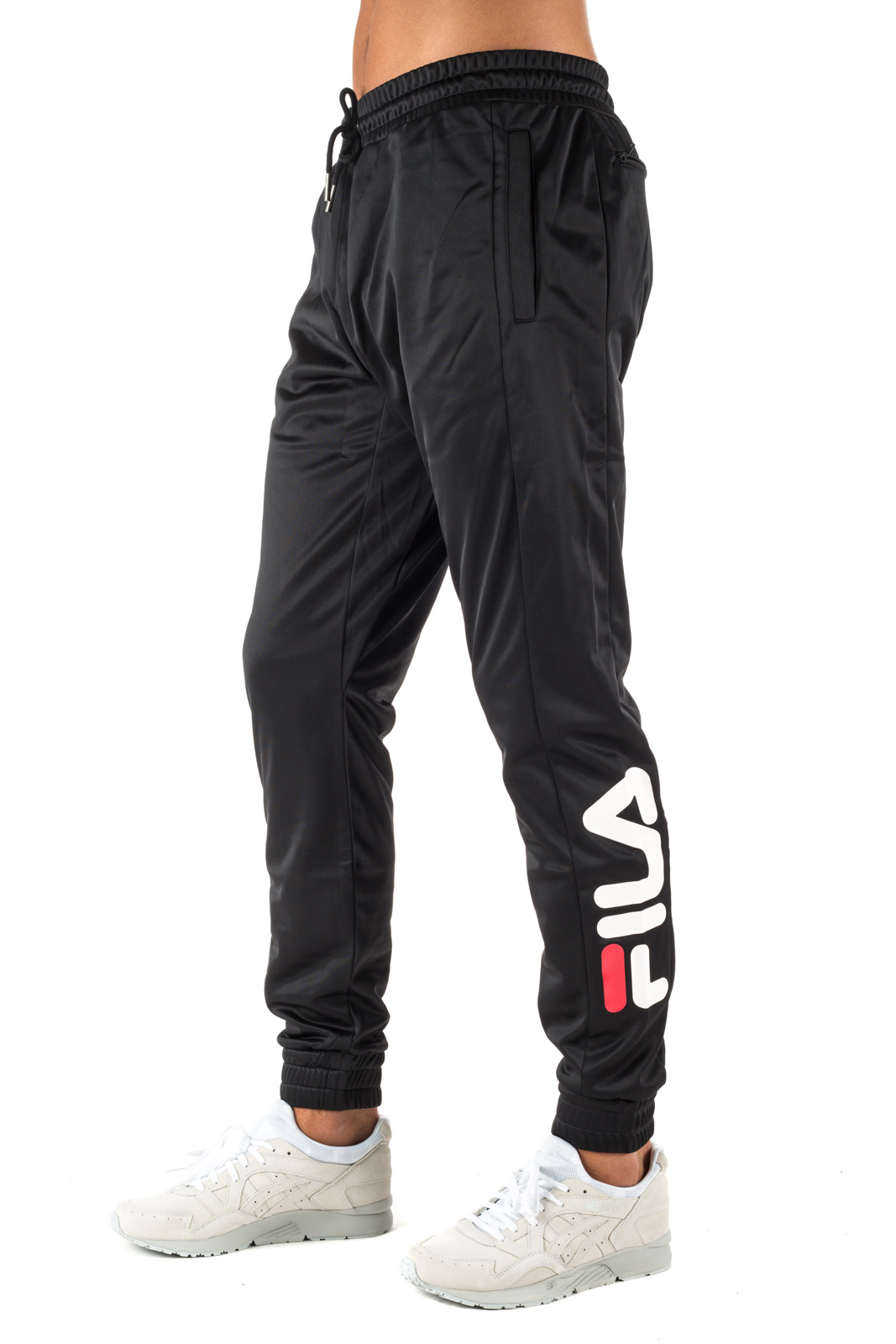 Fila - Transparent trousers with logo