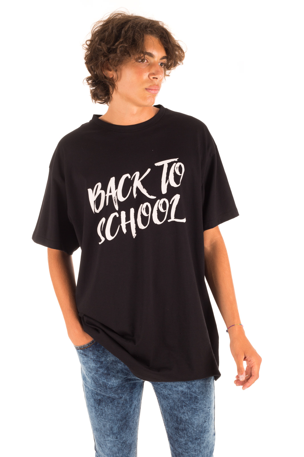 Paura - Benedetta T shirt School Black