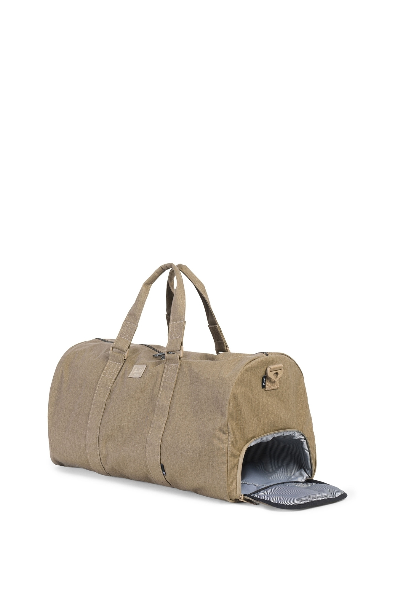 Herschel - Novel Duffle Borsone Cotton Canvas Brindle