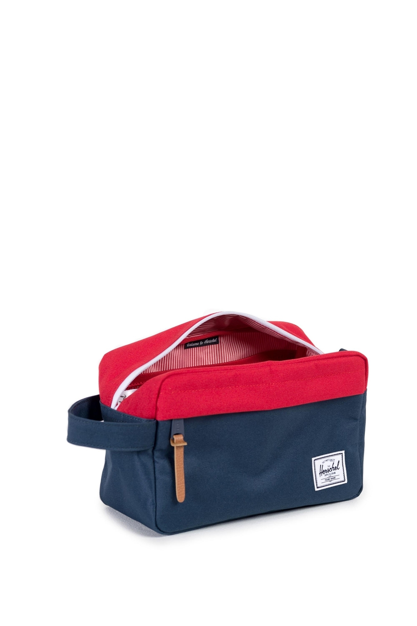 Herschel - Beauty chapter classic travel navy/red