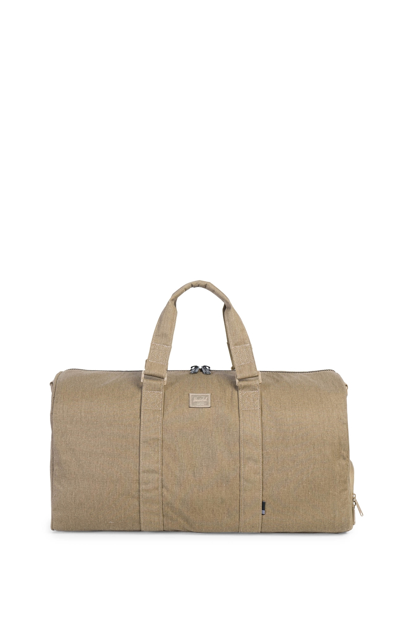Herschel - Novel Duffle Cotton Canvas Brindle