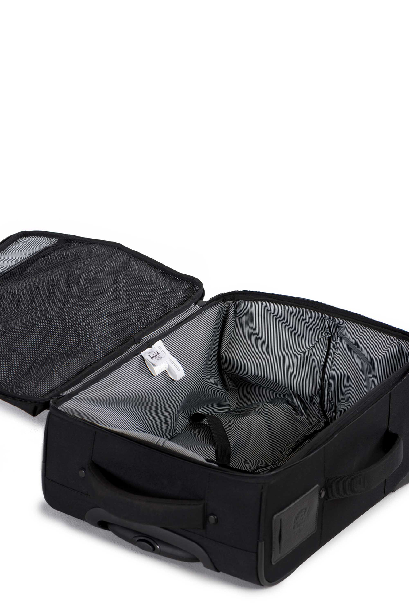 Herschel - Black Highland Trolley Suitcase