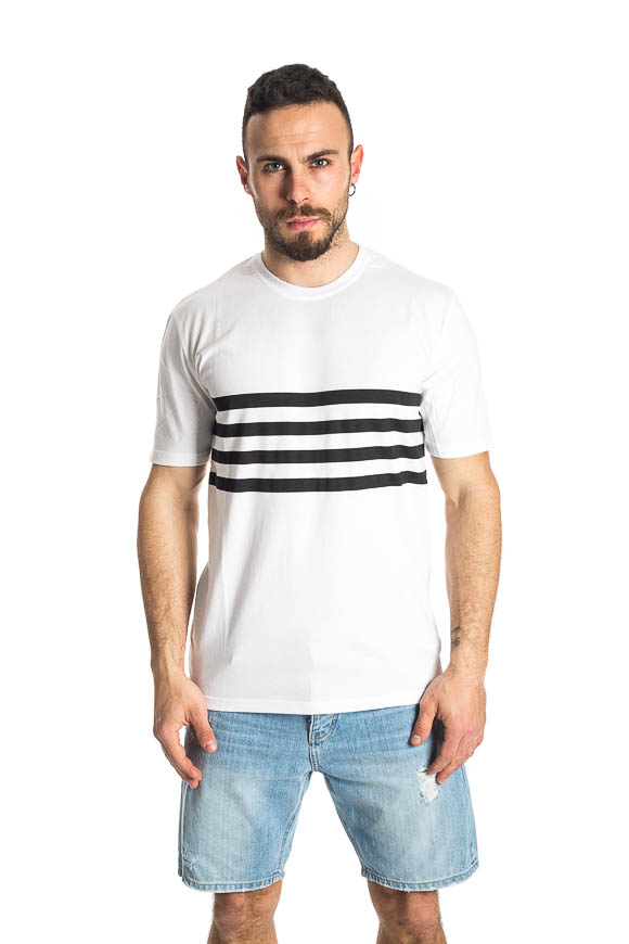 Minimum - Striped Melias T shirt