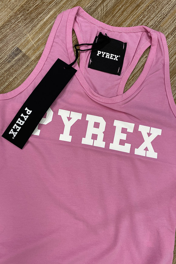 Pyrex - Pink body with logo