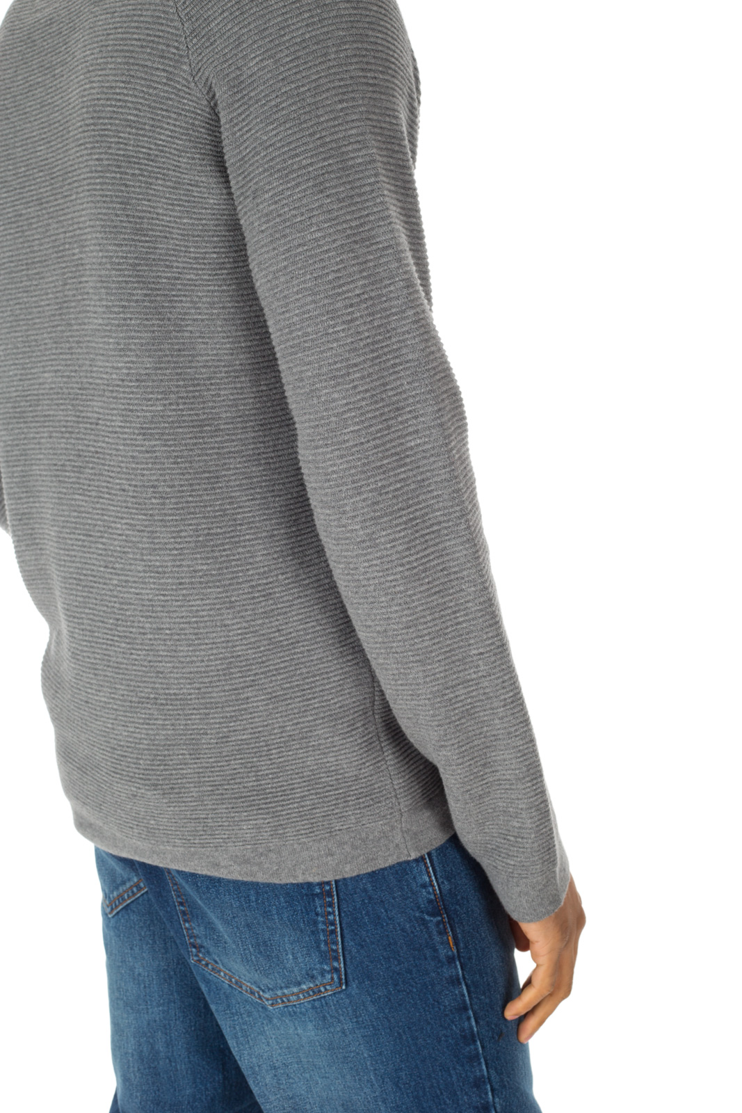 Minimum - Hanson Sweater Dark Gray
