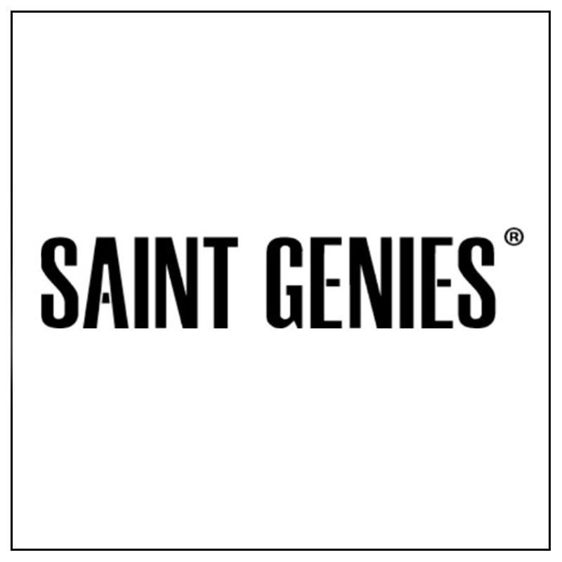 Logo e link alla marca Saint Genies
