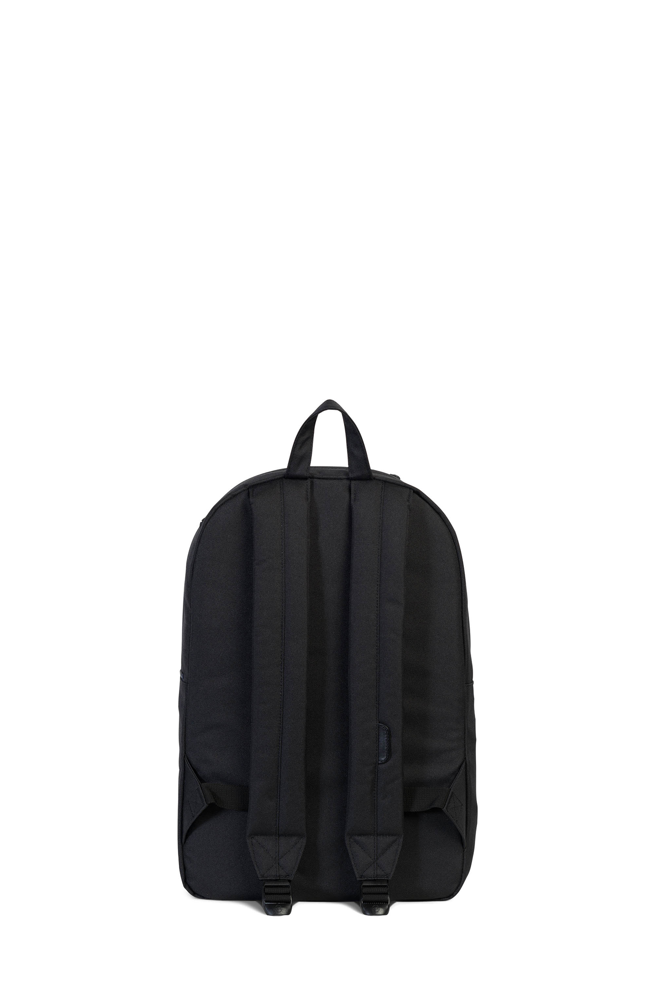 Herschel - Black Heritage Offset Backpack