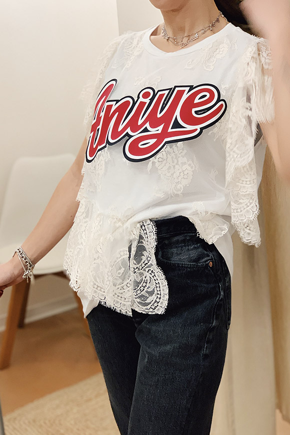 Aniye By - T shirt Lace