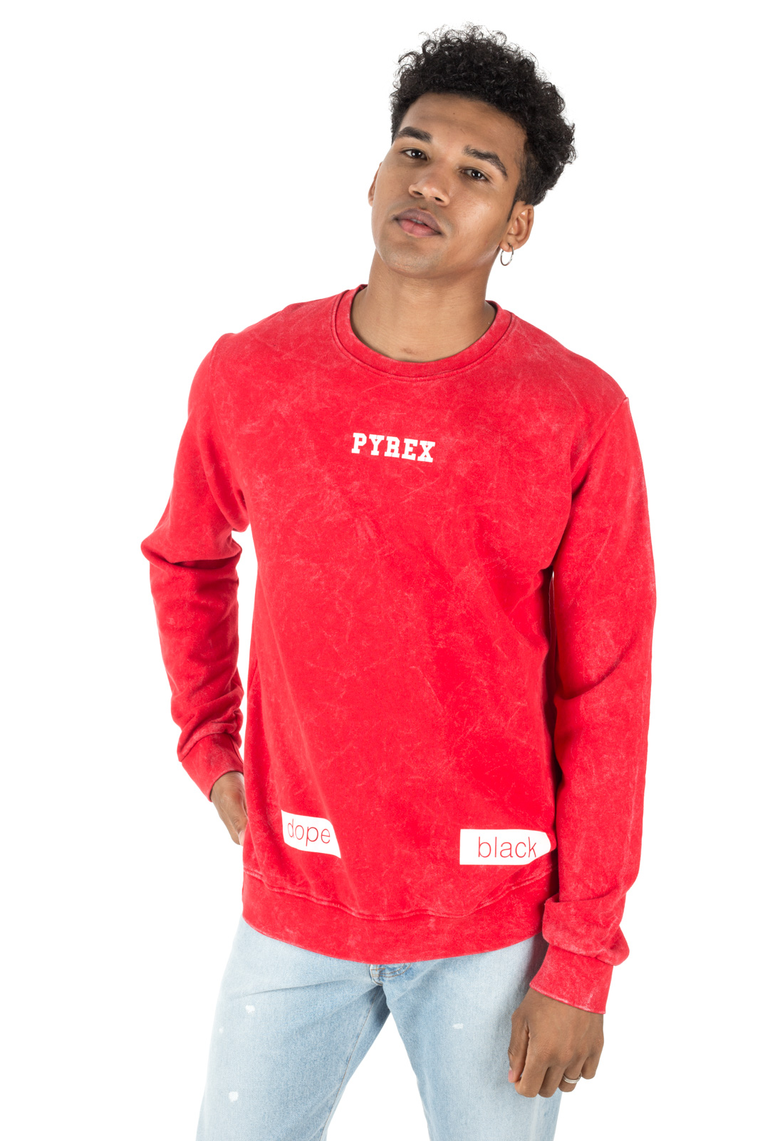 Pyrex - Red Vintage Sweatshirt